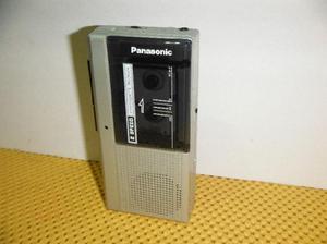 Grabadora De Voz Panasonic De Microcassette Rn-108