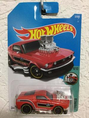 Hot Wheels - 68 Mustang ()
