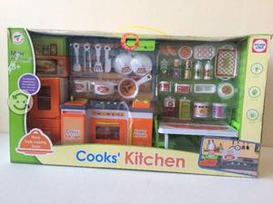 Juego De Cocina Para Niñas