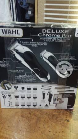 Kit para corte de cabello marca Wahl edicon Delux