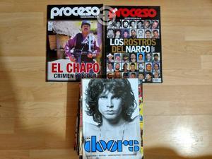 Lote de revistas varias