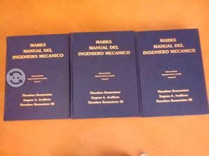 Marks manual del ingeniero mecanico