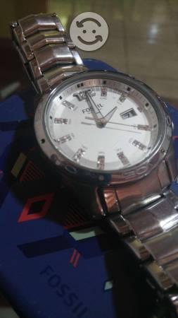 Reloj fossil de acero original