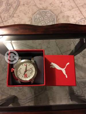 Reloj puma nuevo extensible de caucho