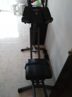 Aparato de ejercicio