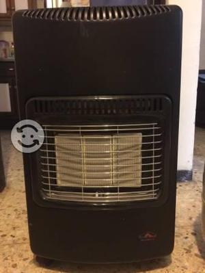 Calentador de gas econo heat c/tanque de gas