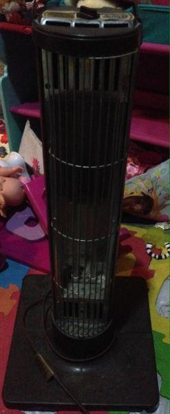 Calentador eléctrico de torre