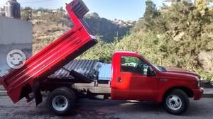 Camioneta ford volteo f-350 factura original