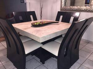 Comedor para 8 personas