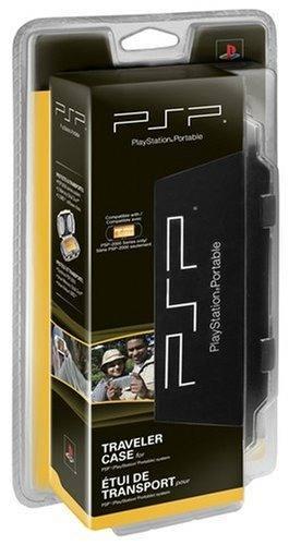 Funda Rígida Viaje Sony Psp Oficial Nueva Serie