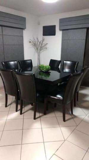 Hermoso comedor 8 sillas
