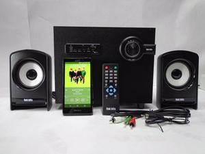 Minicomponente Con Bluetooth,usb,radio,microsd