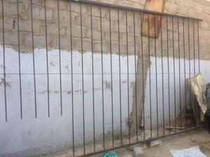 Puerta para cochera en herreria posot class - Puerta para cochera ...