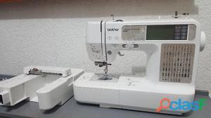 maquina de coser y bordadora