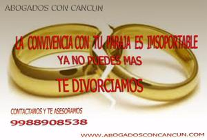 ASESORIA LEGAL GRATUITA ABOGADOS DIVORCIOS