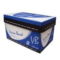 Caja Con  Hojas Carta Vision Bond Comp-169