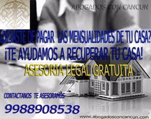 HIPOTECAS ASESORIA LEGAL GRATUITA