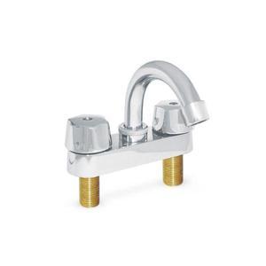 Llave mezcladora 4 para lavabo