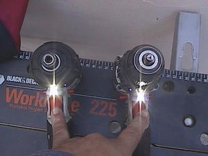 Porter Cable Combo Kit Taladro/impacto 20v, Li-ion