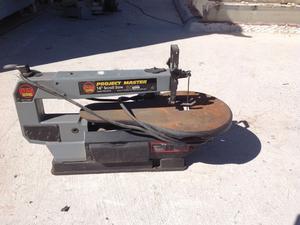 Vendo cortadora para madera,triplay y unicel