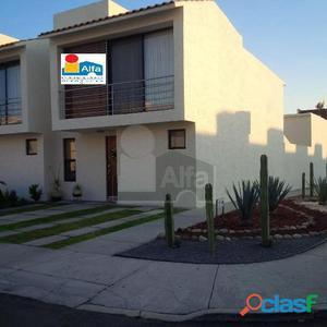 Venta Casa en condominio Juriquilla Santa Fe