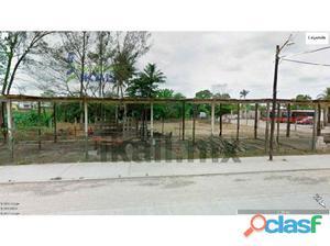 terreno venta 1600 m² detras de infonavit tenechaco Tuxpan