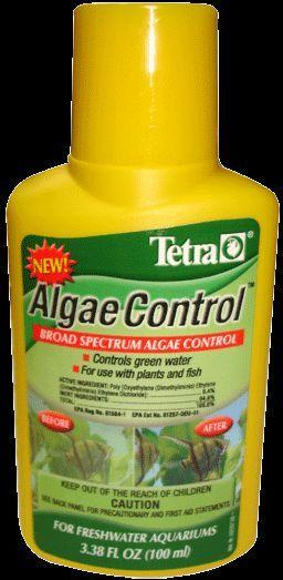 ANTI ALGA ALGAE CONTROL 100ML TETRA