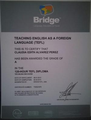 Asesorías y clases de inglés, todos los niveles