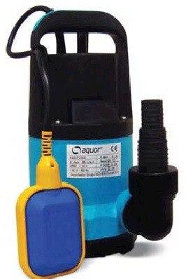 Bomba Sumergible Aquor Para Muro Lloron 1/3hp 115v Aqdsp250