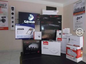 Distribuidor de las Mejores Marcas CCTV
