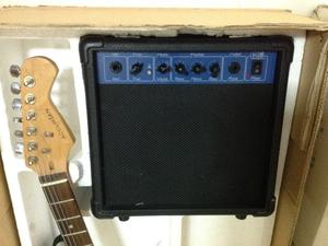 Guitarra Eléctrica y Amplificador Marca ACCURIAN Nuevos en