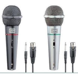 Micrófonos Kit Unidireccionales Mitzu