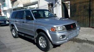 Mitsubishi Montero 5p Sport XLS aut q/c VUD 5 pasajeros
