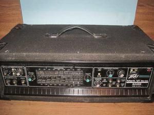Amplificador Peavey Mark Vi Cerebro De Bajo Made In Usa