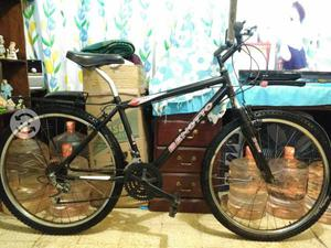 Bicicleta Benotto C/Suspensión R26 d 21velocidades