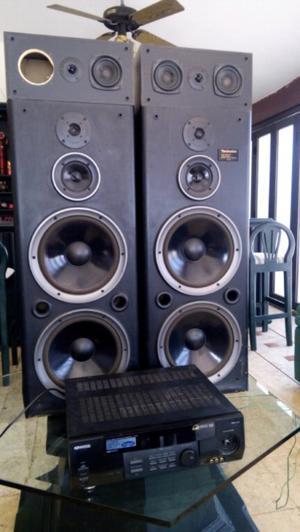 Equipo de sonido kenwood