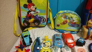 Lote de juguetes niño