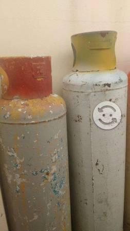 Tanque de gas LP a la venta