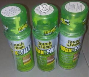 3 Botellas de Poliuretano