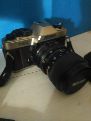$800 CAMARA NIKON MANUAL 35 mm