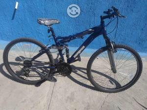 Bicicleta Mongoose de aluminio r26