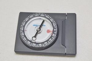 Bn Brunton Compas O Brujula C/ Compartimento Base