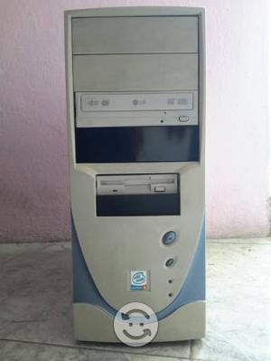 CPU Intel Pentium 4 a 3 Ghz con 1.5 Gb de RAM
