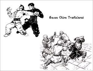 Clases particulares de Kung-Fu