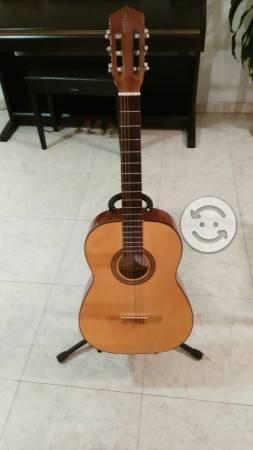 Guitarra acústica seminueva