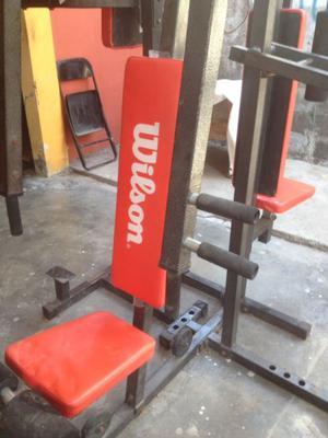 Gym wilson