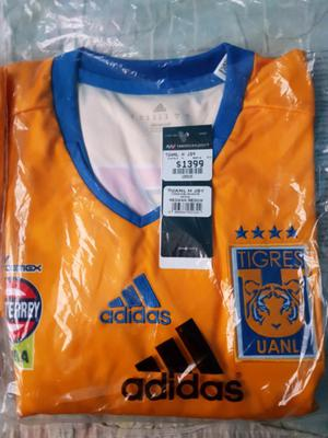 Jersey tigres local