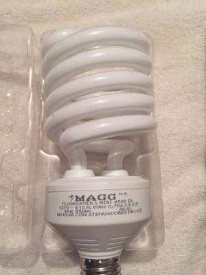 Lampara O Foco Fluorescentefluorecente Espiral 45 W