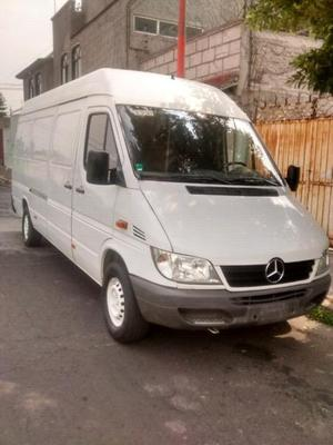 MERCEDES BENZ SPRINTER TOLDO ALTO LARGA TURBO DIESEL