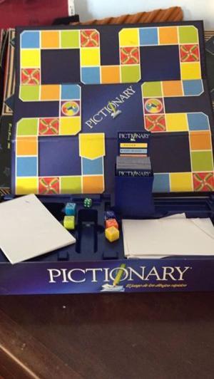 Pictionary (juego de mesa)